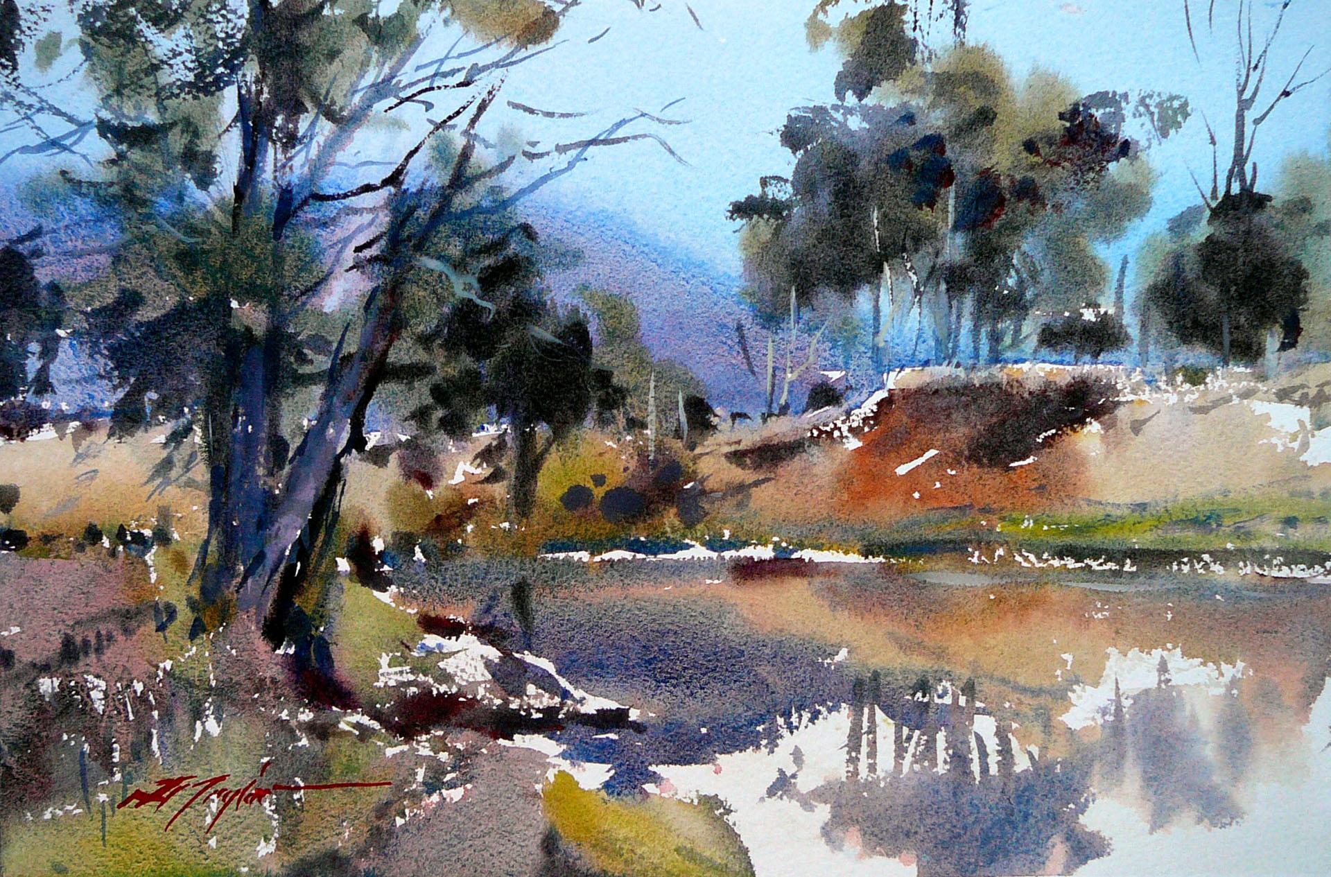 David Taylor - EPC Art Courses tutor