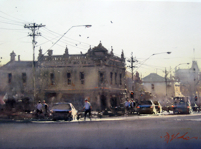 Still Pictures Are All Very Fine And >> Joseph Zbukvic - Tutor at EPC Art Courses